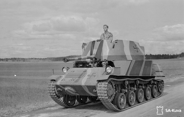 Зенитно артиллерийкая батарея