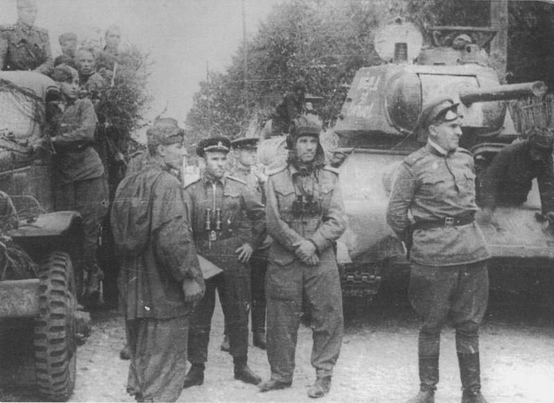 Экскурсия в музей боевой славы 3-го гвардейского механизированного сталинградского корпуса